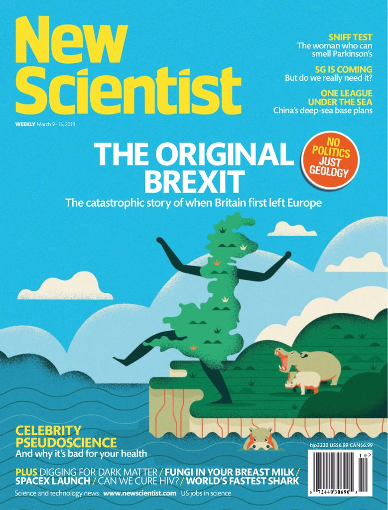 New Scientist - March 09, 2019