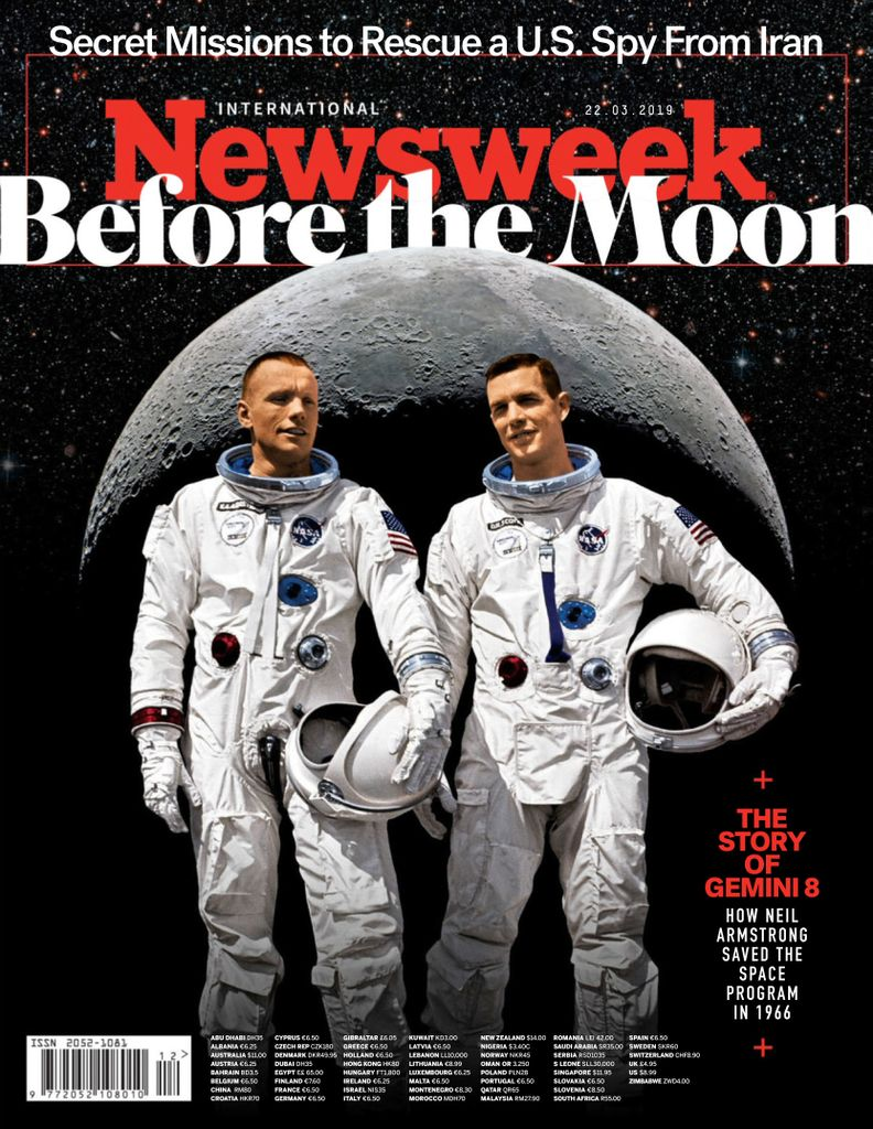 Newsweek International - 22 March 2019