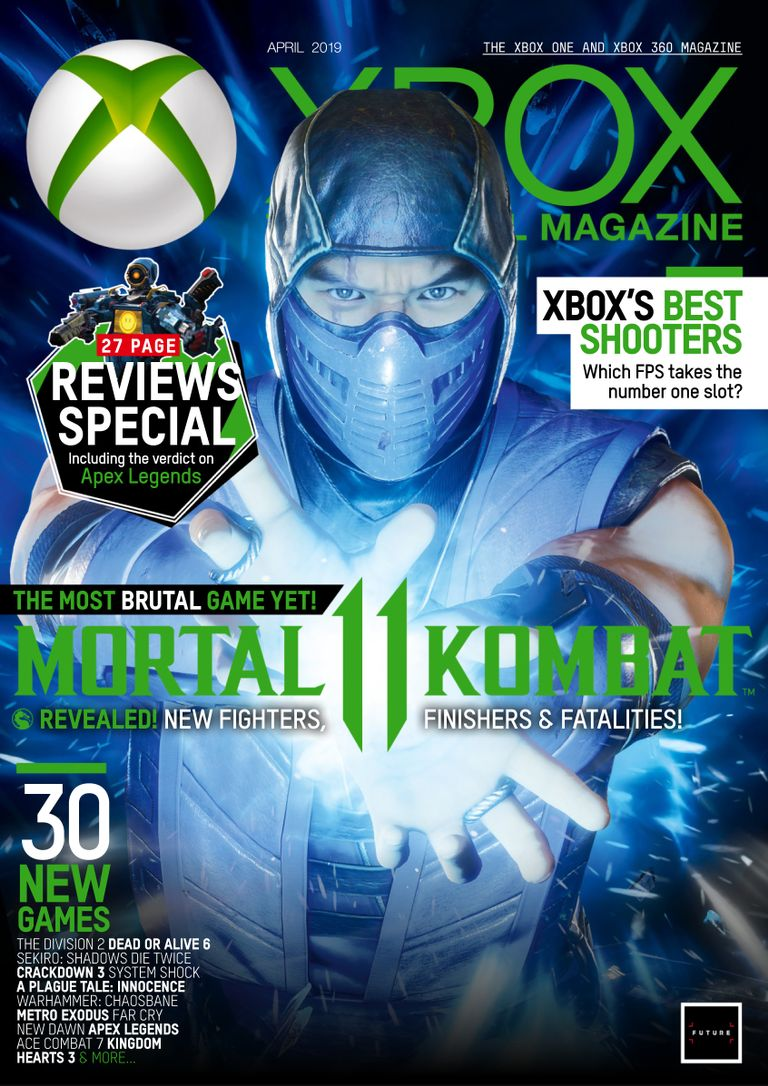Official Xbox Magazine USA - April 2019