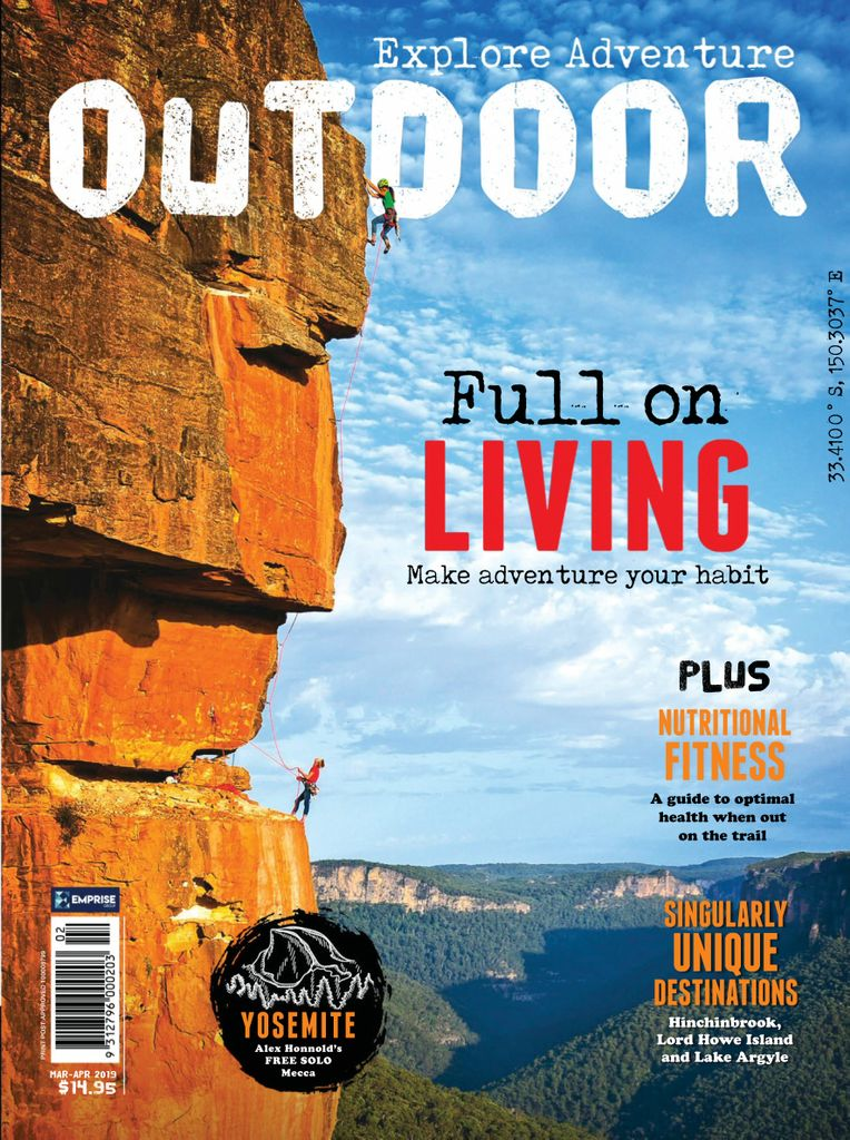 Outdoor Magazine - March 01, 2019