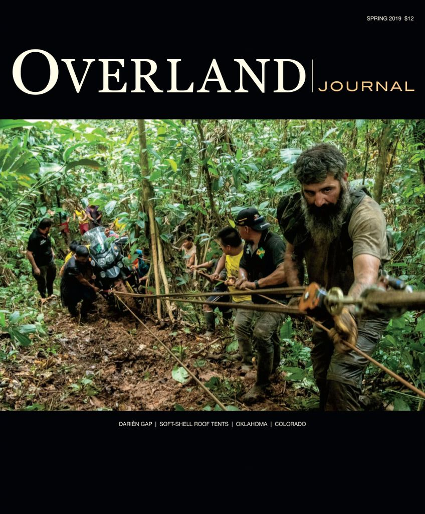 Overland Journal - March 01, 2019