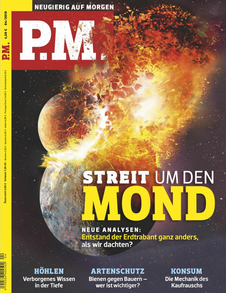 P.M. Magazin - April 2019