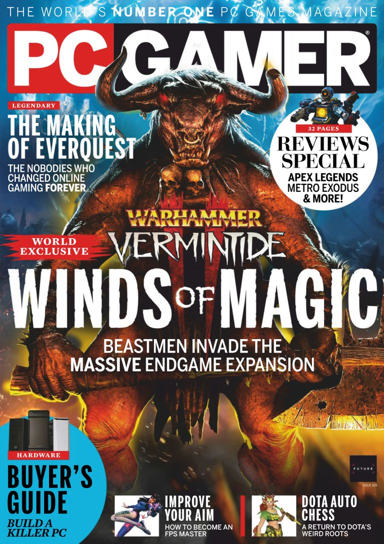 PC Gamer UK - April 2019