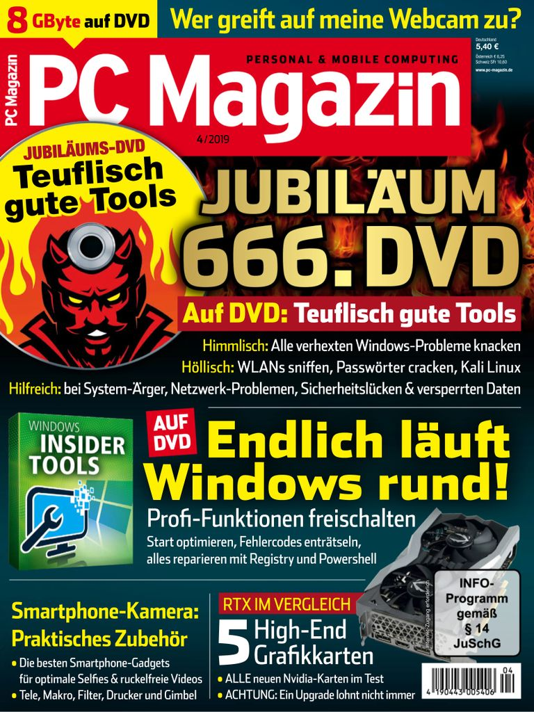 PC Magazin - April 2019