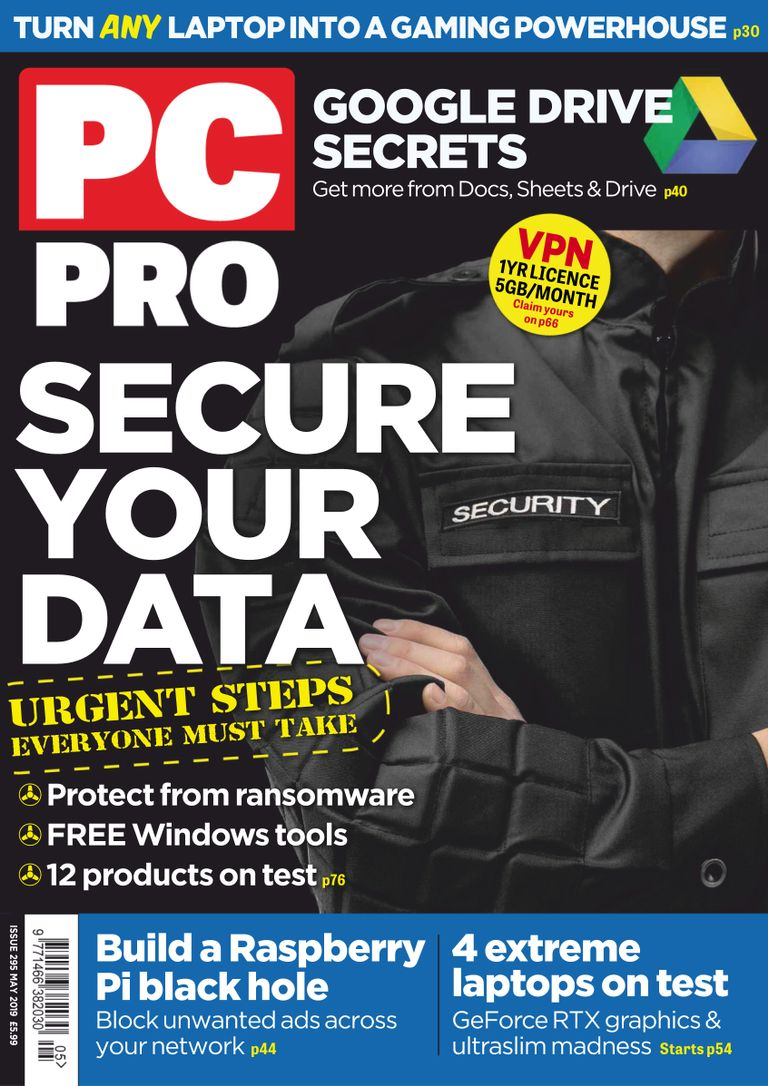 PC Pro - May 2019