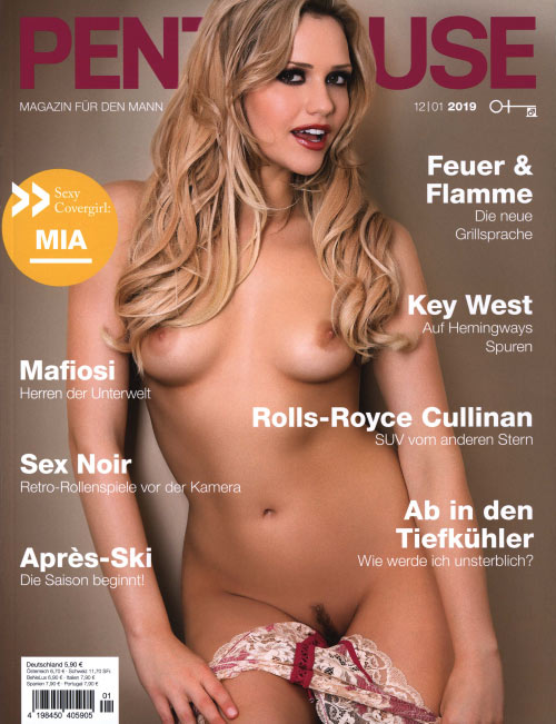 Penthouse Germany - Januar 2019