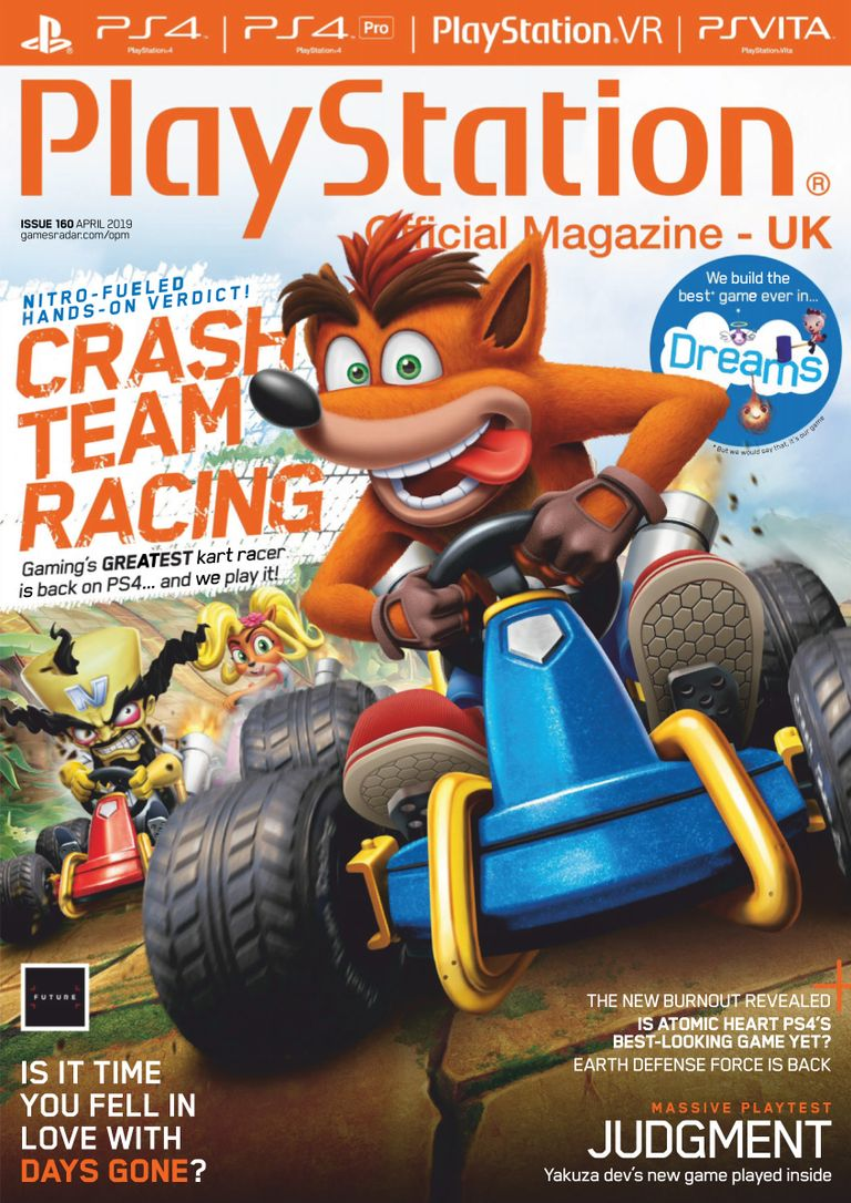 PlayStation Official Magazine UK - April 2019
