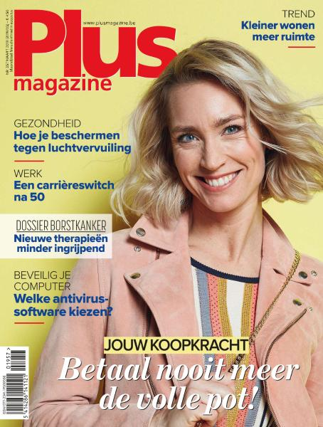 Plus Magazine Dutch Edition - Maart 2019