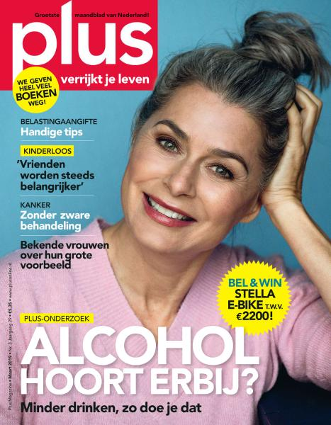 Plus Magazine Netherlands - Maart 2019