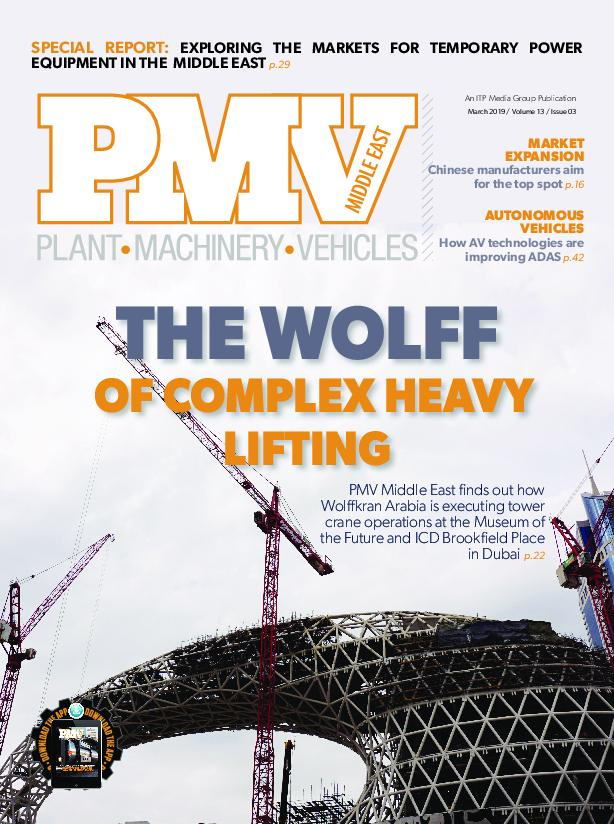 PMV Middle East – March 2019