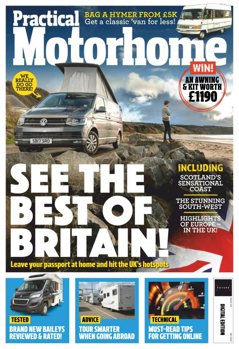 Practical Motorhome - May 2019