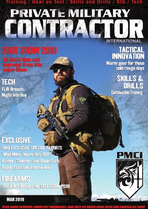 Private Military Contractor International - March 2019