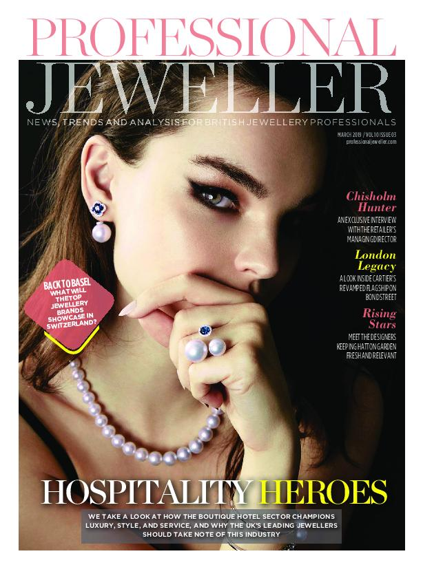 Professional Jeweller – March 2019