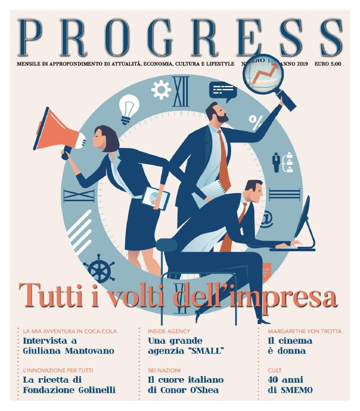 Progress - Marzo 2019