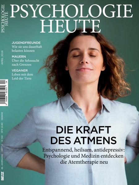 Psychologie Heute - April 2019