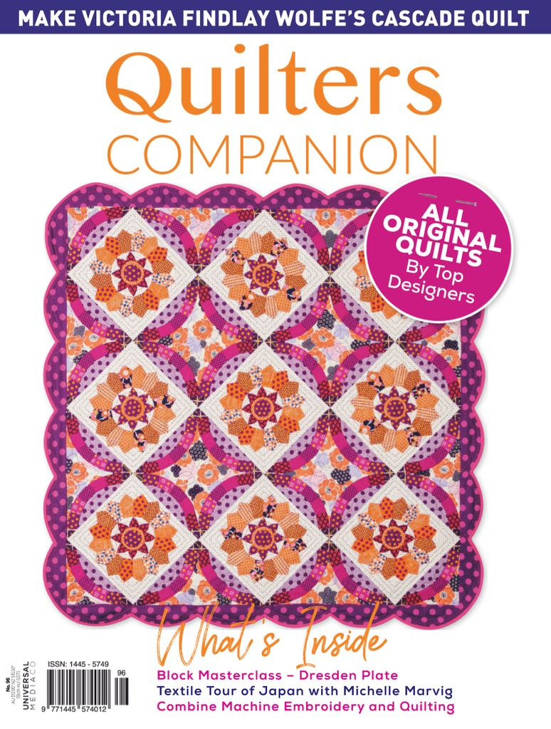 Quilters Companion - March 2019