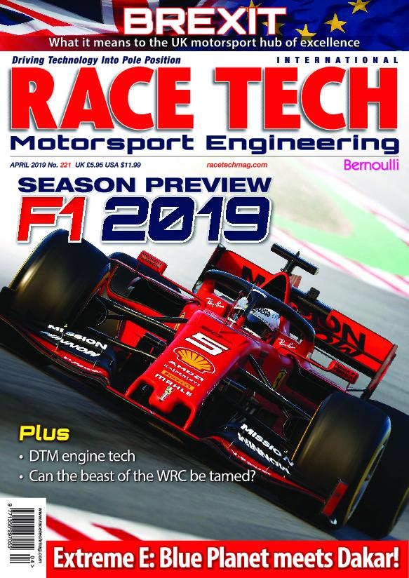 Race Tech – April 2019
