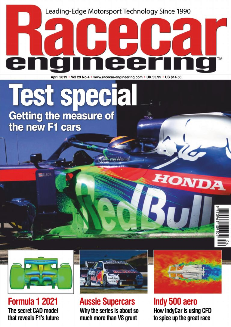 Racecar Engineering - April 2019