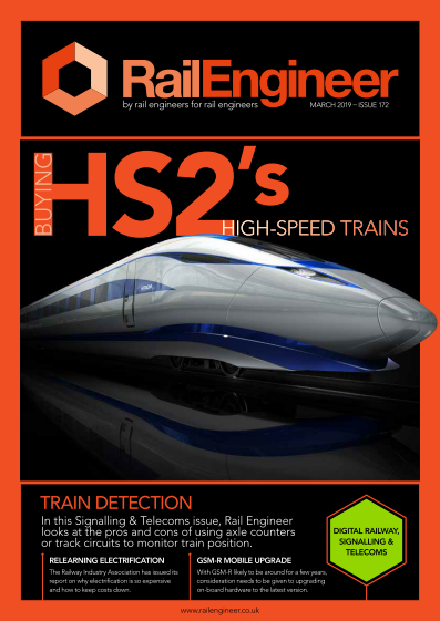 Rail Engineer - March 2019