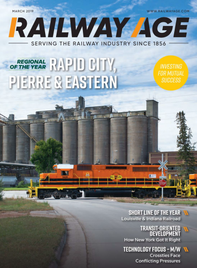 Railway Age - March 2019