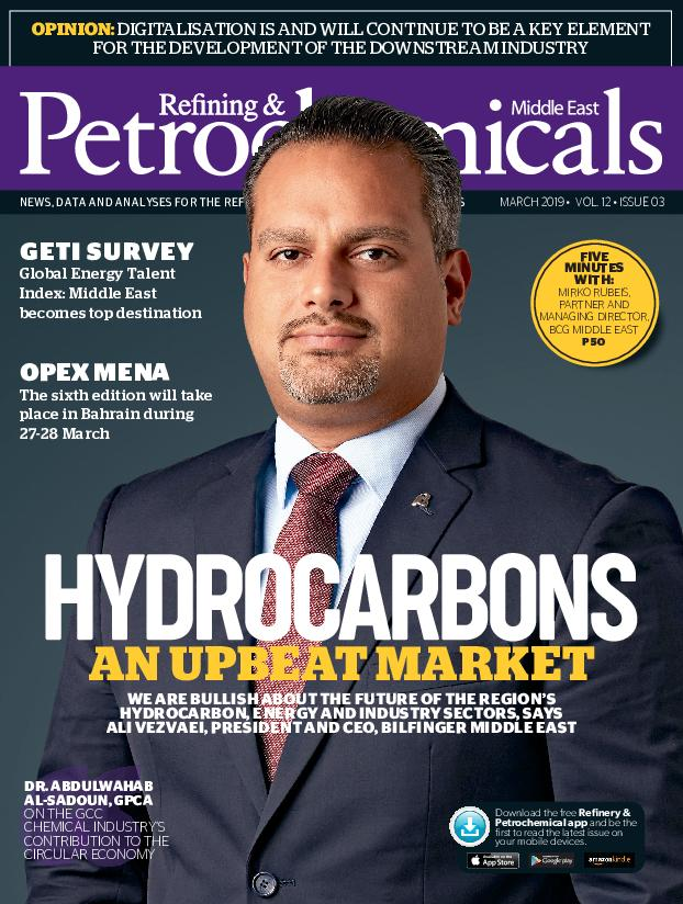Refining & Petrochemicals Middle East – March 2019
