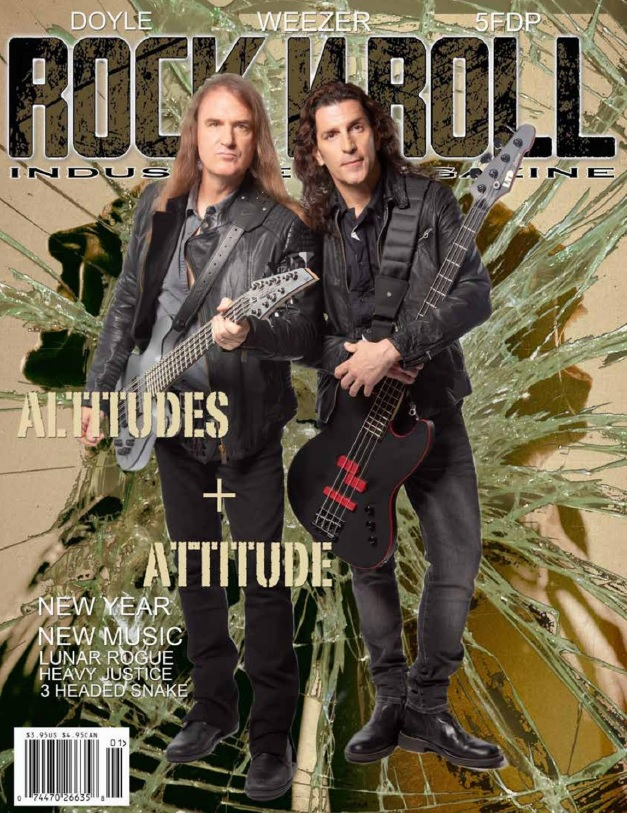 Rock N Roll Industries - Issue 21 2019