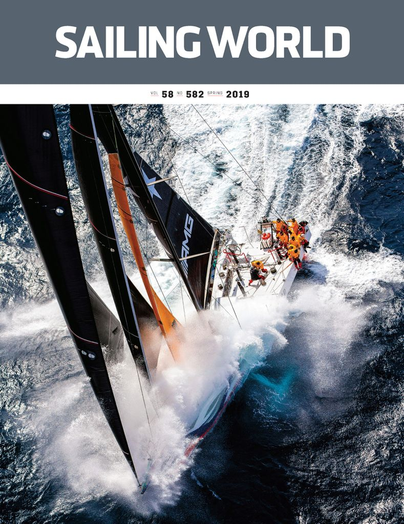 Sailing World - February/March 2019