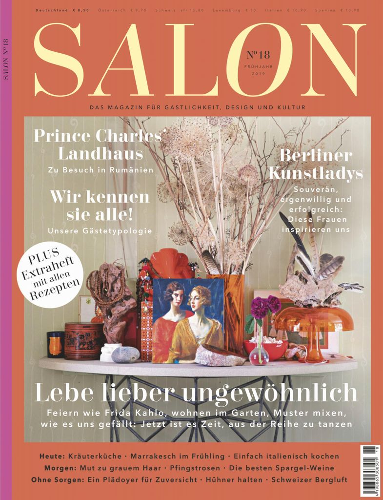 Salon Germany - Februar 2019