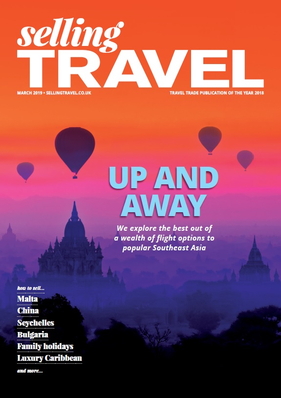 Selling Travel - March 2019
