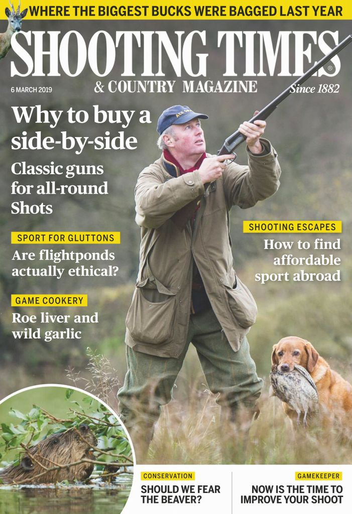 Shooting Times & Country - 06 March 2019