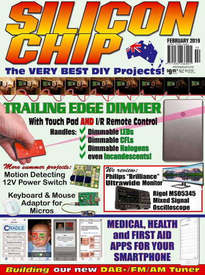 Silicon Chip - February 2019