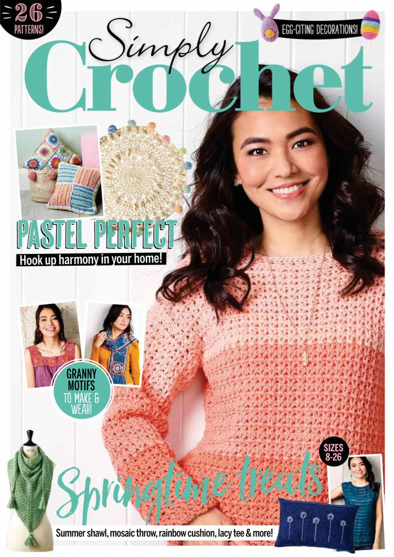 Simply Crochet - August 2019
