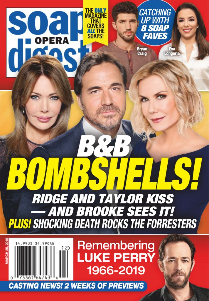 Soap Opera Digest - March 25, 2019