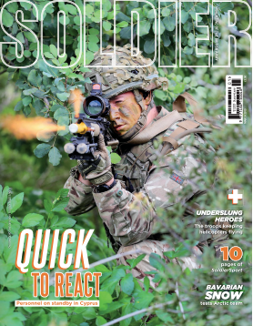 Soldier - March 2019