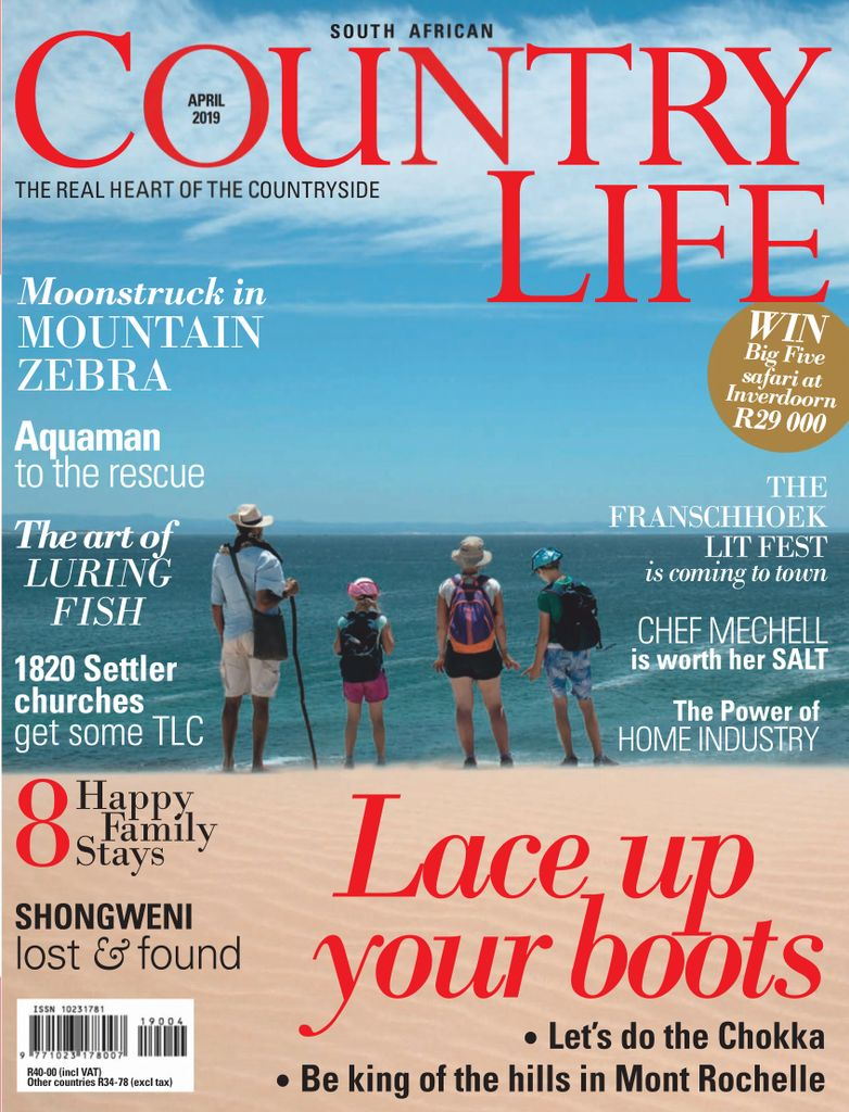 South African Country Life - April 2019