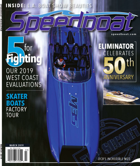 Speedboat Magazine - March 2019