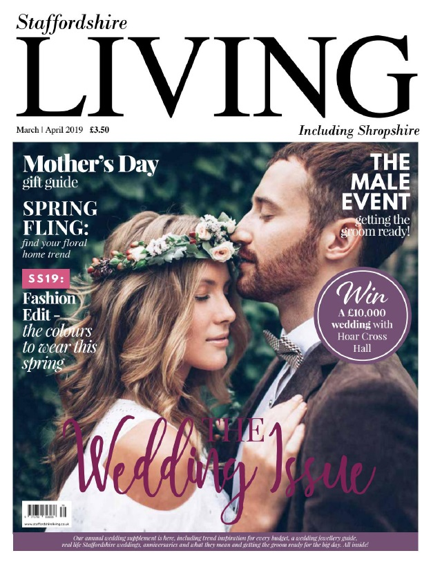 Staffordshire Living - March-April 2019