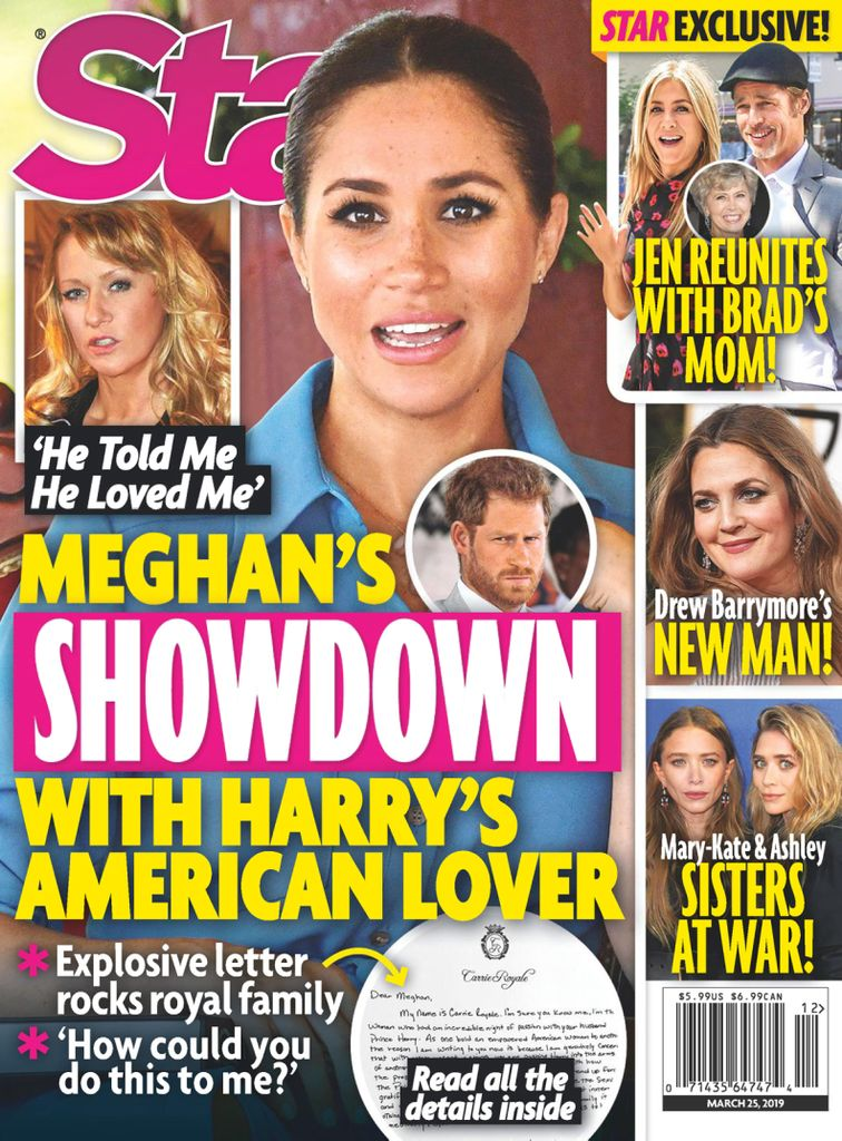 Star Magazine USA - March 25, 2019