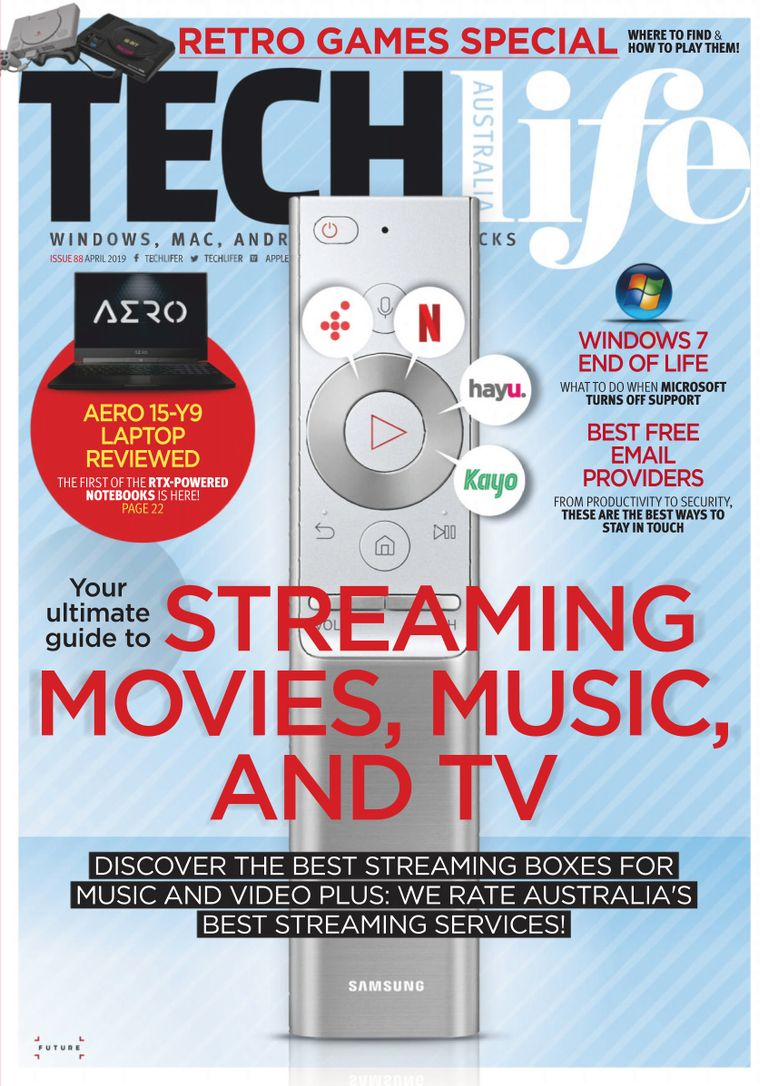 TechLife Australia - April 2019