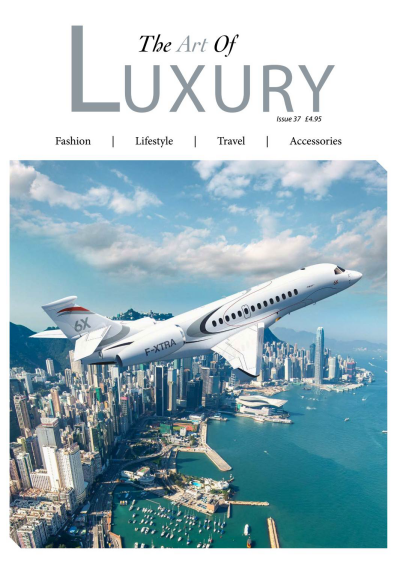 The Art of Luxury - Issue 37, 2019