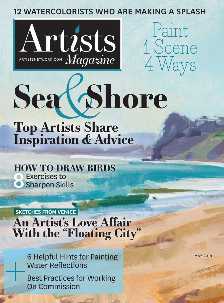 The Artist's Magazine - May 2019