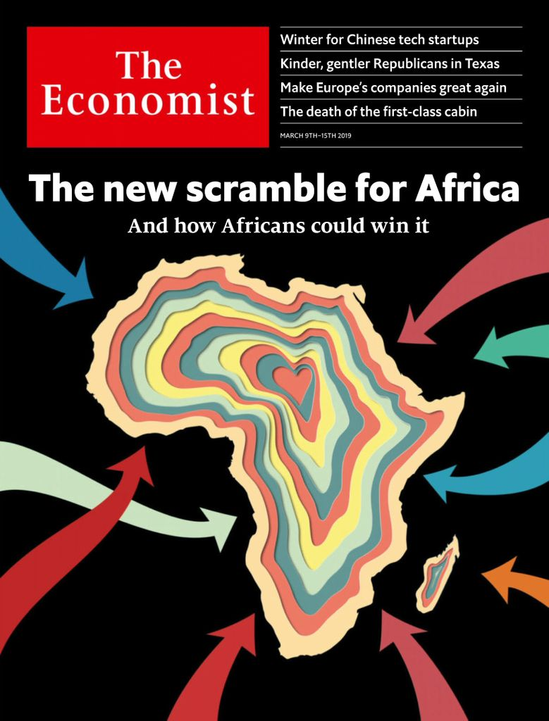 The Economist USA - March 09, 2019