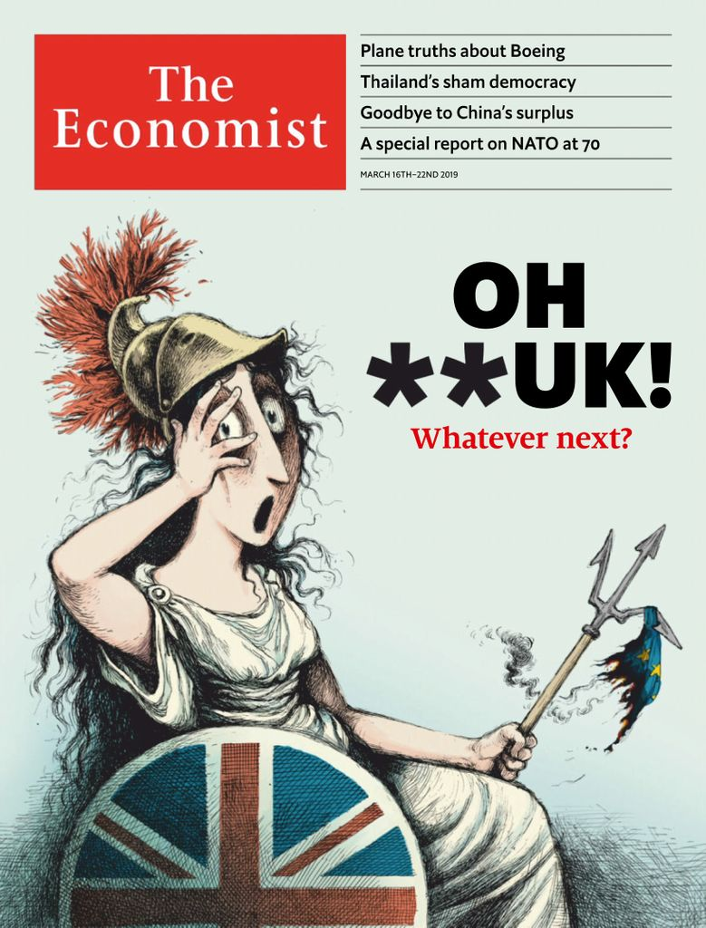 The Economist USA - March 16, 2019