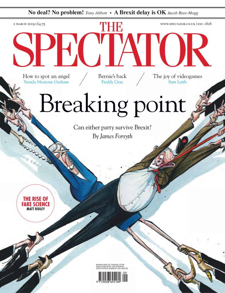 The Spectator - March 02, 2019