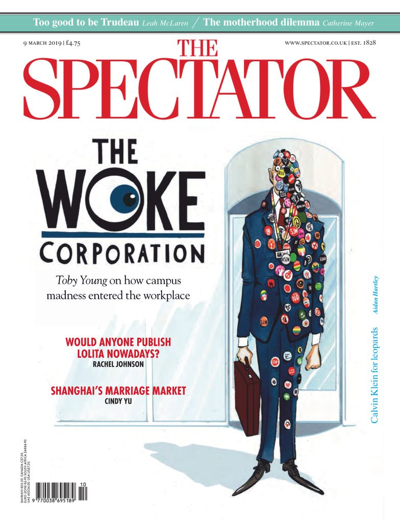 The Spectator - March 09, 2019