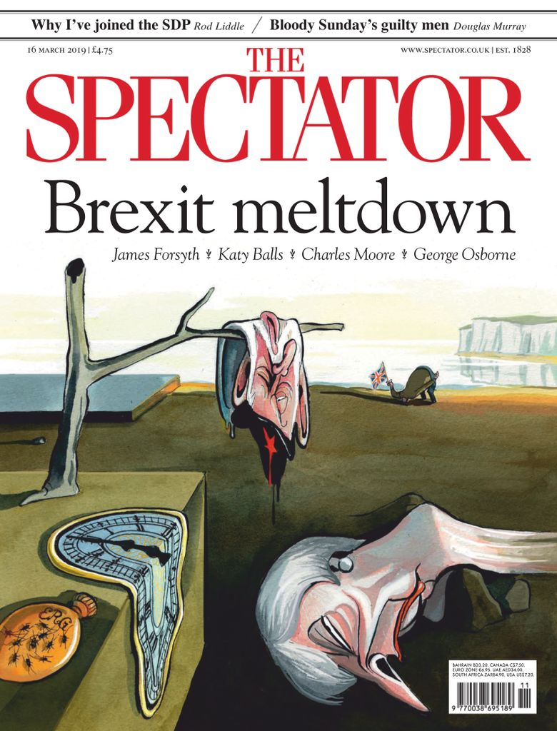 The Spectator - March 16, 2019