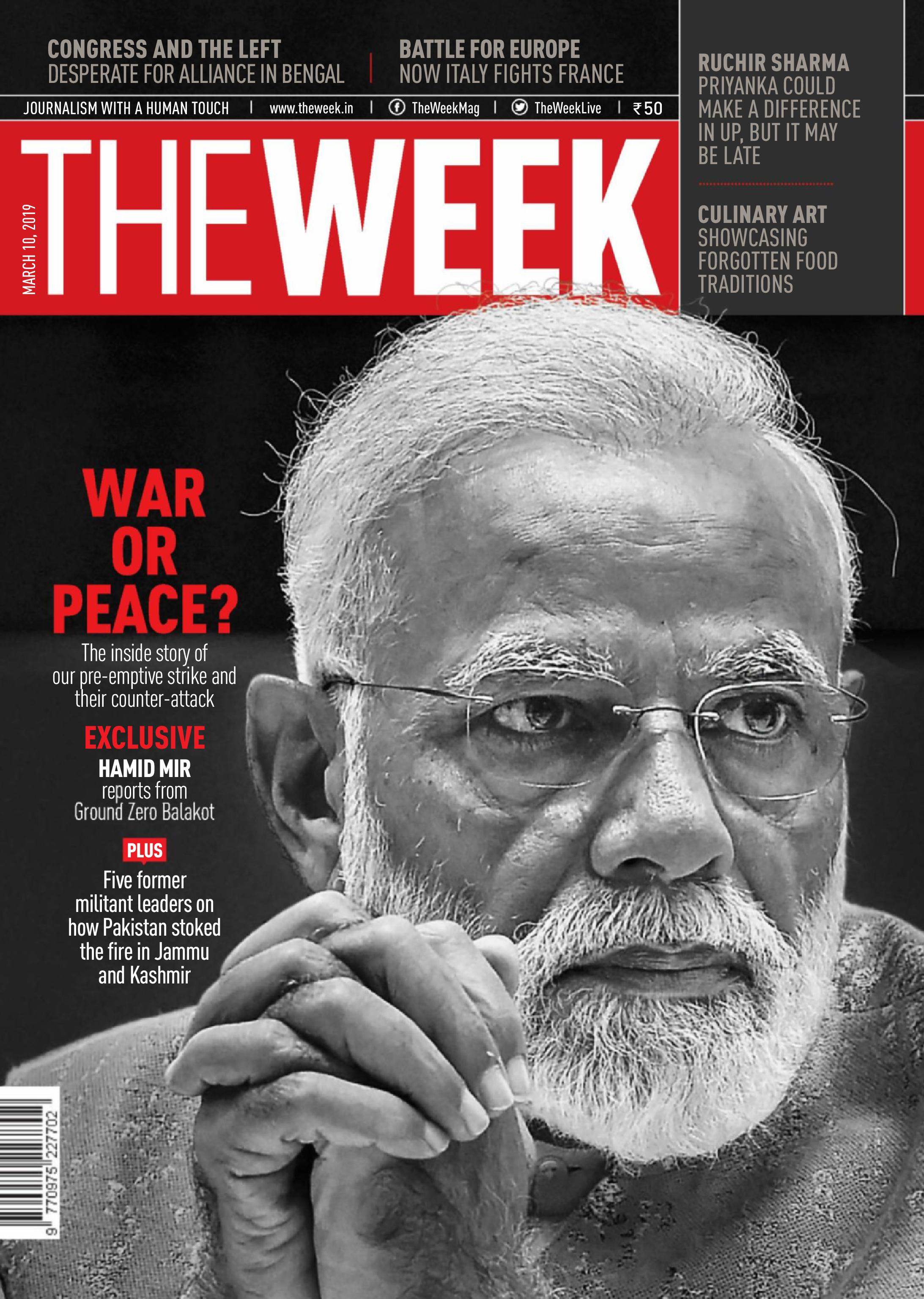 The Week India - March 11, 2019