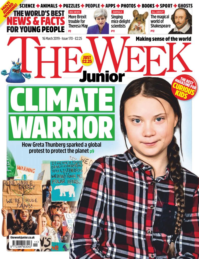 The Week Junior UK - 16 March 2019