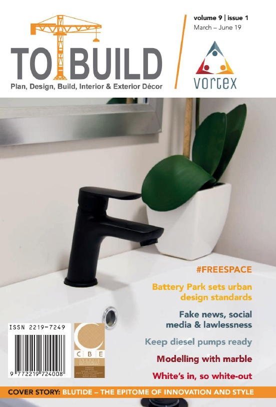 To Build Magazine - March-June 2019