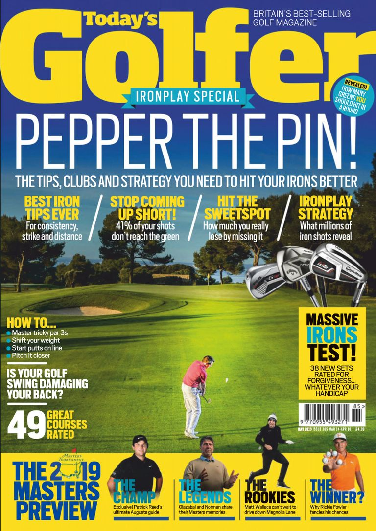 Today's Golfer UK - May 2019